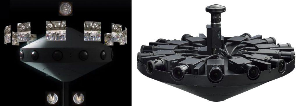 Facebook Surround 360 กล้องถ่ายภาพ 360 องศาของ Facebook