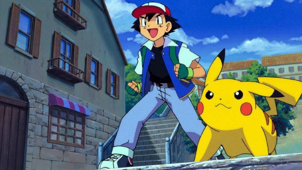 การ์ตูน Pokemon เวอร์ชัน Anime ที่ออกอากาศทางสถานีโทรทัศน์สมัยก่อน